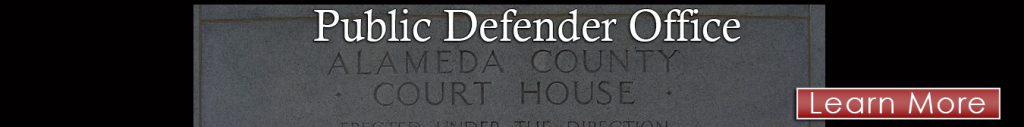 Berkeley CA bail bonds-Public-Defenders-Office-Alameda-County