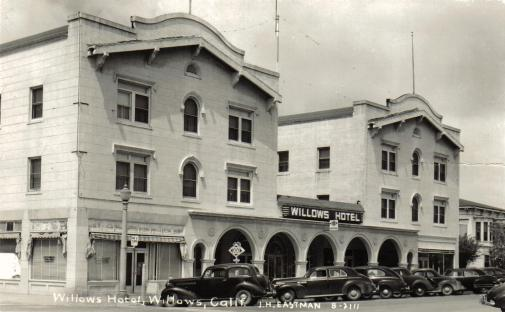 Willows Bail Bonds-Hisory