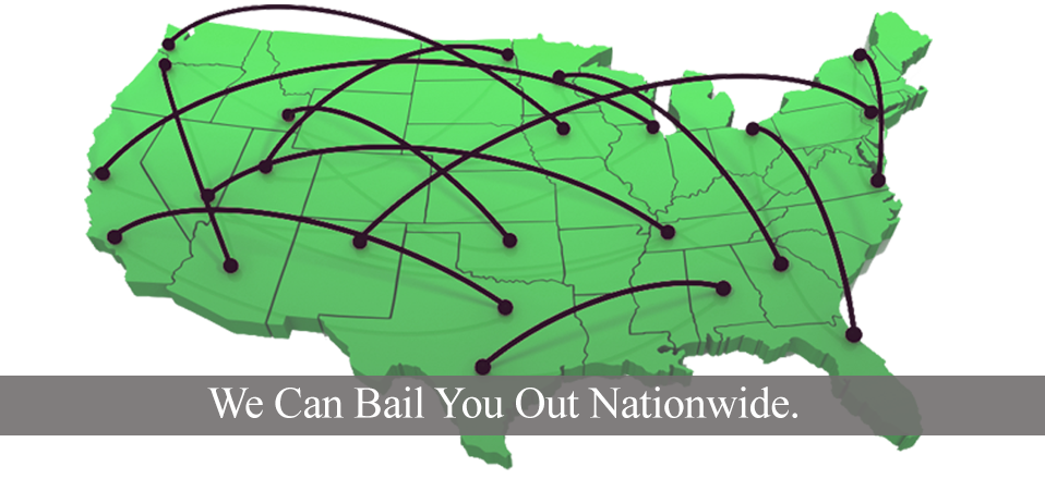 Merced County Bail Bonds-Nationwide